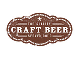Vintage Craft Beer Bar Sign Prints by  daveh900