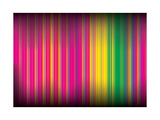 Multicolored Lines 34 Prints by  Lappenno