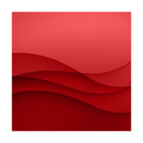 Abstract Red Background Posters by Click Bestsellers