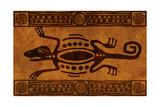 American Indian National Patterns Kunst von  frenta