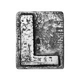 Metal Alloy Alphabet Letter L Prints by  donatas1205