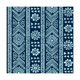 Abstract Tribal Pattern Print by  transiastock