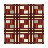 Native American Seamless Pattern Art by  paulrommer