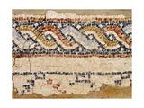 Caesarea Maritima - Mosaic Art by Karol Kozlowski