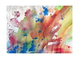 Abstract Painting Background Art by  run4it