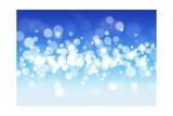 Blue Sky Blurry Lights Art by  alexaldo