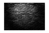 Old Grunge Brick Wall Background Posters by Ruslan Ivantsov