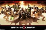 DC Infinite Crisis Posters
