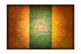 Flag Of Canary Islands Prints by  michal812