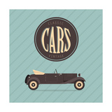 Vintage Classic Car Prints by vector pro