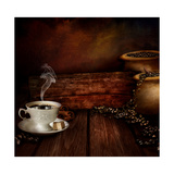Food Design - Coffee Warehouse Prints by  mythja