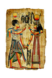 Ancient Egyptian Papyrus Plakater af  Maugli-l