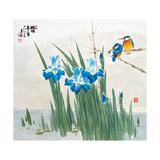 Asian Traditional Painting Kunstdrucke von  WizData