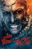 300 Rise of an Empire Xerxes Posters
