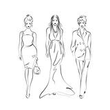 Women Fashion Art by  greenga