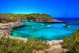 Beautiful Turquoise Bays In Stunning Mallorca Impressão fotográfica por  Maugli-l