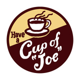 Have A Cup Of Joe Art by Bigelow Illustrations