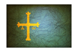 Symbol Of Asturias Posters by  michal812