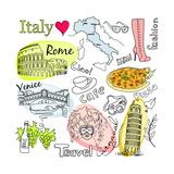 Sightseeing In Italy Premium Giclee Print by Alisa Foytik