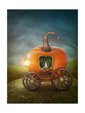 Pumpkin Carriage Prints by  egal