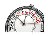 Time To Quit Smoking Plakat af donskarpo