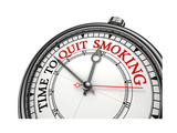 Time To Quit Smoking Print by  donskarpo