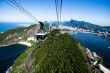 The Cable Car To Sugar Loaf In Rio De Janeiro Photo by Mariusz Prusaczyk