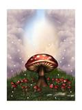 Mushrooms Posters by  justdd