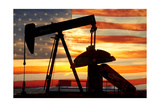 American Oil Prints by  Striking-Photography