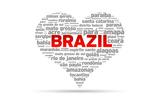 I Love Brazil Posters by  kbuntu