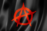 Anarchy Flag Poster by  daboost