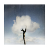 Tree In The Cloud Prints by  ValentinaPhotos