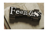 Fearless Prints by  Space-Heater