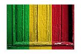 Mali Flag Posters af budastock