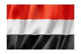 Yemen Flag Posters by  daboost