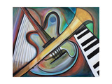 Fine Art Music Prints by  LoveliestDreams