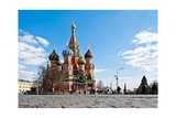The Red Square Prints