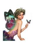 Meet A Butterfly Ca Láminas por Atelier Sommerland