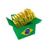 Made In Brazil Prints by  baurka