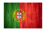 Flag Of Portugal Prints by Miro Novak