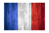 Flag Of France Posters by Miro Novak