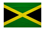 Jamaican Flag Prints by igor stevanovic