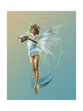 Little Fairy 2 Prints by Atelier Sommerland
