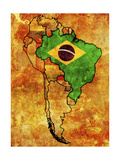 Brazil Prints by  michal812