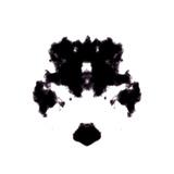 Rorschach Inkblot Poster by  kgtoh