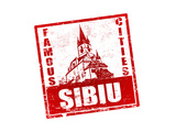Sibiu Stamp Prints by  radubalint