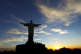 Christ The Redeemer Statue In Rio De Janeiro In Brazil Photo by luiz rocha