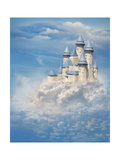 Castle In The Clouds Prints by  egal
