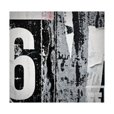 Grunge Wall Print by  magicinfoto