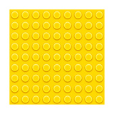Lego Blocks Pattern Prints by  Microvector